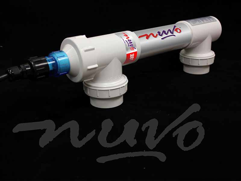 Nuvo UV Starilizer for Swimming Pools and Spas